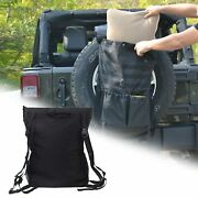 Spare Tire Storage Trash Bag Off Road Recovery Camping Gear For Trucks Campers
