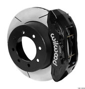 Wilwood Tx6r Rear Kit 15.50in Rotor Black W/ Lines 13-17 For Ford For F250/ For