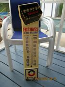 Vintage 36 Delco Battery Working Thermometer Fast Starts In Any Weather