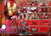 Hot Toys Iron Man Avengers Diecast Mark 7 Limited Edition