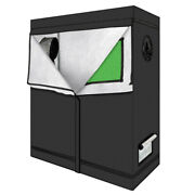 12060150cm Home Use Plant Growing Tent Dismountable Hydroponic Indoor Box