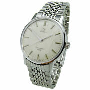 Omega Seamaster 600 Stainless Steel Vintage Mechanical Watch Omega Service