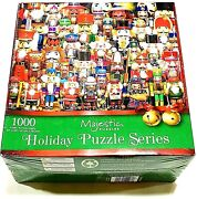 Holiday Puzzle Series 1000 Pc Nutcracker Collection 24 X 30