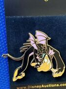 Disney Shopping Halloween 2008 Maleficent As Dragon Costume Pluto Pin Authentic