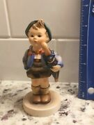 Hummel Home From Market  Circa Eary 60's