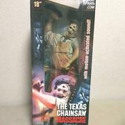 Oversized 18inch Sound The Texas Chainsaw Massacre Leatherface Figure