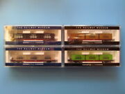 Omiya Railway Museum Limited Container Types 4- Set
