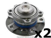 Bmw 2012-2019 Wheel Hub With Bearing Front Left And Right 2 Skf + Warranty