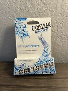 Camelbak Groove 1 Box/2 Fresh Filters Portable Filtration System Brand New