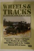 Wheels And Tracks 3 Military Vehicles Armour Tanks Reference Book