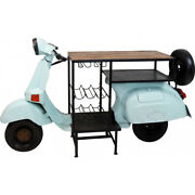 Bar Table Wine Rack Scooter Bar Counter Cocktail Cabinet Luxury Style