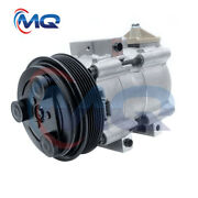 1 New A/c Compressor Co 101510c 4l3z19703ab For 1997-2006 Ford F-150 4.2l V6