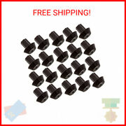 20-pack Of Viking Range - Compatible Grate Rubber Feet Bumpers - Heat-resist
