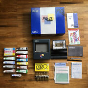 Riso Print Gocco Pg-11 Screen Printing Machine Near Mint 10lamps 5masters And More