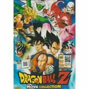 Dvd Anime Dragon Ball Z 18 Movie Collection English Dubbed All Region Code
