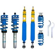 48-262316 Bilstein Coil Over Kit Front And Rear New For Audi A4 Quattro S4 A5 S5