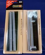 Lot Of 2 Packs Of Faller Ho Scale Fence Assortment Kits 526