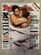 Rolling Stone Issue 734 X-files Duchovny Gillian Anderson May 16 1996 Bon Jovi