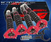 For 05-07 Wrx Sti Jdm Full Ride Drop Height Adjustable Coilover Damping Assembly