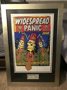 Widespread Panic-2008 Halloween Show Poster By Chuck Sperry Limited Edition /325