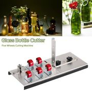 Stainless Steel Glass Bottle Cutter Diy Tool Wine Beer Bottles Cutting Tool With