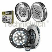 Nationwide 3 Part Clutch Kit And Luk Dmf For Bmw 3 Series Saloon 318i