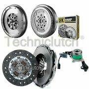 Clutch Luk Dmf And Csc For Mercedes-benz Sprinter Platform/chassis 416 Cdi 4x4