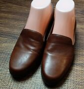 Easy Spirit Womens Anti-gravity Brown Leather Shoes Brazil Size 7