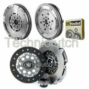 Nationwide 3 Part Clutch Kit And Luk Dmf For Bmw 3 Series Coupe 328 Ci