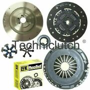 Flywheel And Luk Clutch Kit For Cayc 8p1 Vw Golf Plus 1.6 Tdi Fwd V 521,5m1