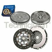 Nationwide 2 Part Clutch Kit And Sachs Dmf For Citroen Ds3 Hatchback 1.6 Thp 155