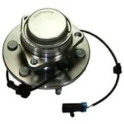 407.66005 Centric Wheel Hub Front Driver Or Passenger Side New For Chevy Rh Lh