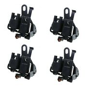 Set-wkp9201056-4 Walker Products Ignition Coils Set Of 4 New For Hyundai Elantra