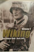 Ww2 German Wiking Vol.1 Decembre 1940-avril 1942 Ss Panzer French Reference Book