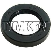 710237 Timken Crankshaft Seal Front Or Rear New For Chevy Olds Chevrolet Camaro