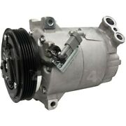 98556 4-seasons Four-seasons A/c Ac Compressor New For Chevy With Clutch Cobalt