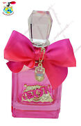 Viva La Juicy Neon By Juicy Couture Tester Edp Spray 3.4/3.3 Oz For Women New