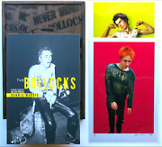 Sex Pistols D. Morris Limited Ed And039the Bollocks Bookand039 W/2 Large Prints Wood Box