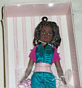 New Madame Alexander Coquette Club Hopping Cecee African American Doll 2004