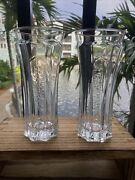 2 Antique-style St Germain Glasses With Gold Rim Beer Cocktail Aperitif Liqu