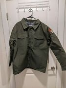 Vf Imagewear Nps Jacket National Park Service Patch Nwt Large Nps No Tags