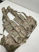 Eagle Industries Aor1 Multipurpose Chest Rig V.2 New Nsw Seal Cag Crye Lbt Aor2