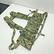 Eagle Industries Aor2 Multipurpose Chest Rig V.2 New Nsw Seal Cag Crye Lbt Aor2