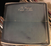 Vintage Bob Marley The Wailers Catch A Fire 12 Record 1973 Zippo Lighter Cover