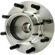 Wh515077 Quality-built Wheel Hub Front Driver Or Passenger Side New Rh Lh