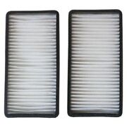 Cf123 Ac Delco Set Of 2 Cabin Air Filters New For Chevy Olds Venture Buick Pair