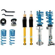 47-141179 Bilstein Coil Over Kits Set Of 4 Front And Rear New For Mercedes C Class
