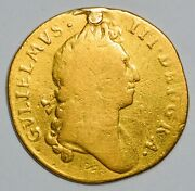 Incredibly Cheap 1695 King William Iii Gold Guinea