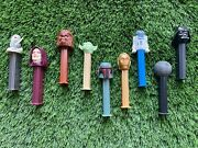 Star Wars Pez Candy And Dispenser Vintage. Will Sell All Together Or Individually