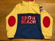 Polo Snow Beach Unused With Tag Jacket Size Large Made In China